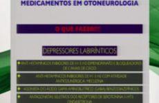 Aula do 3º Combined | Dr. Anna Paula Batista Pires | Remédios em Otoneurologia